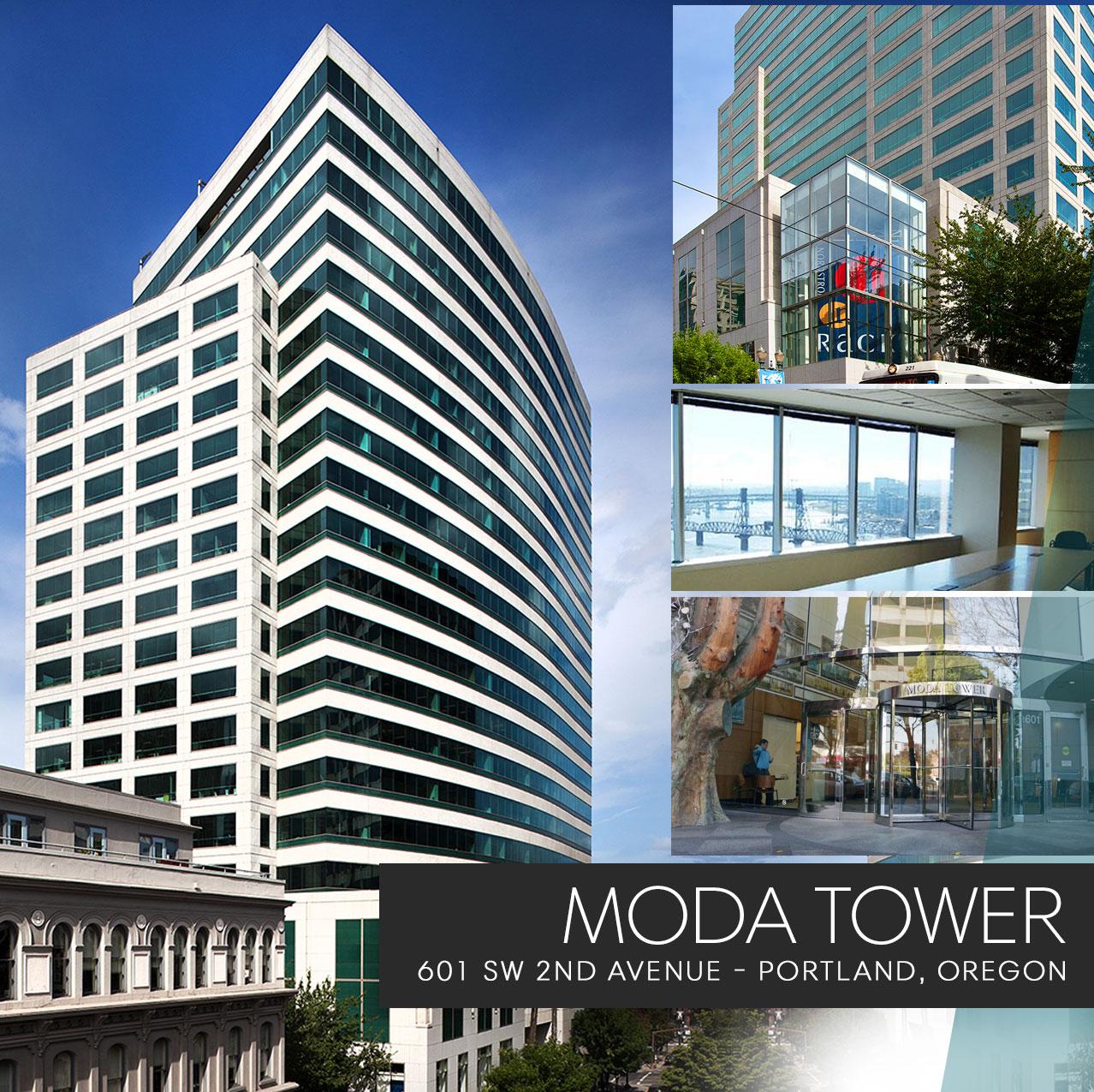 Moda Tower