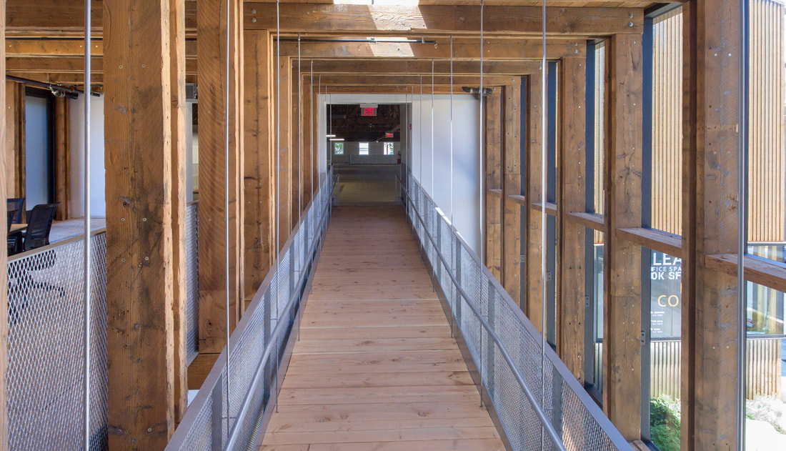 Redfox-Commons-Interior-East Wing-Looking-West-skybridge
